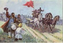 Восстание в селе Кандиевке