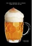 Уваров С. Пиво может превратить тебя... 90х60см, оттиск, 2011г.