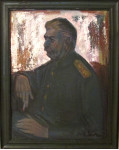 Курдов Н.Г. Портрет Сталина