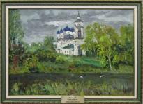 Дмитрий Мотов Храм в Плессе