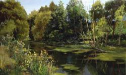Плаксин М. На реке.