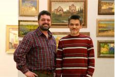 Владимир Пентюх и Юрий Обуховский