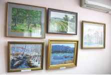 Выставка Петрова В.А.