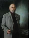 Филатов В. Портрет Сазонова В.П. х.м. 2011г. Филатов В.В.