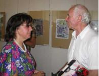 Маргарита Гаврилова и  Григорий Гуревич