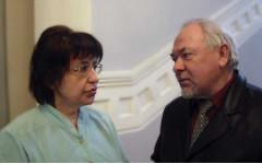 Маргарита Гаврилова встретилась с Валерием Петровичем Сазоновым