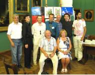 РОССИЯ-США-АНГЛИЯ «Пленер на Пензенской Земле» 2010.