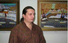 Дмитрий Мотов. художник