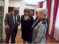 на открытии представительства Пензенской области в Москве