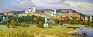 Пенза XIX век.
