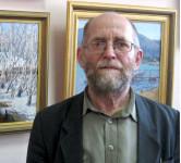 Петров В.А. профессор кафедры рисунка.