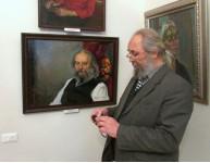 Филатов В.В. портрет Гаврилова Г. 2014
