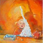 Сахарная башня