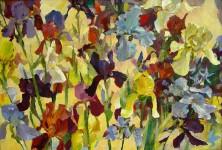 Солнечные цветы. Аникина.Т.
