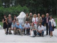 3 симпозиум скульпторов в Заречном 2012г.