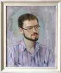 портрет маслом на холсте по фото