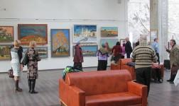 Выставка А. Каменева