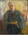 А.П.Афанасьев. Автопортрет.