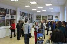 На Выставке
